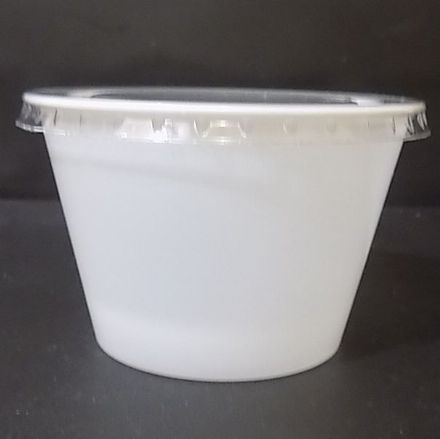 150 ml Dessert Cups with lids